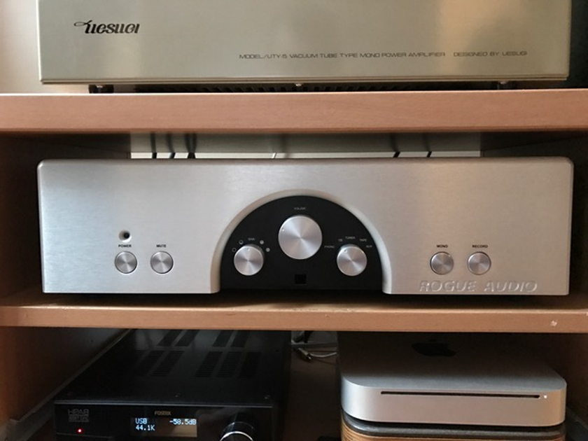 Rogue Audio 99 Super Magnum Tube Preamp 2 weeks young!  PRICE REDUCTION!!