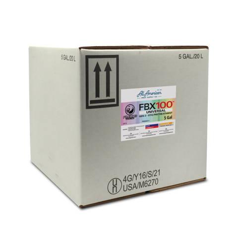 Firebird Universal FBX-100 Gen3 DTG Pretreatment 5 Gallon