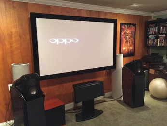 New and Old Tech Home Theater
