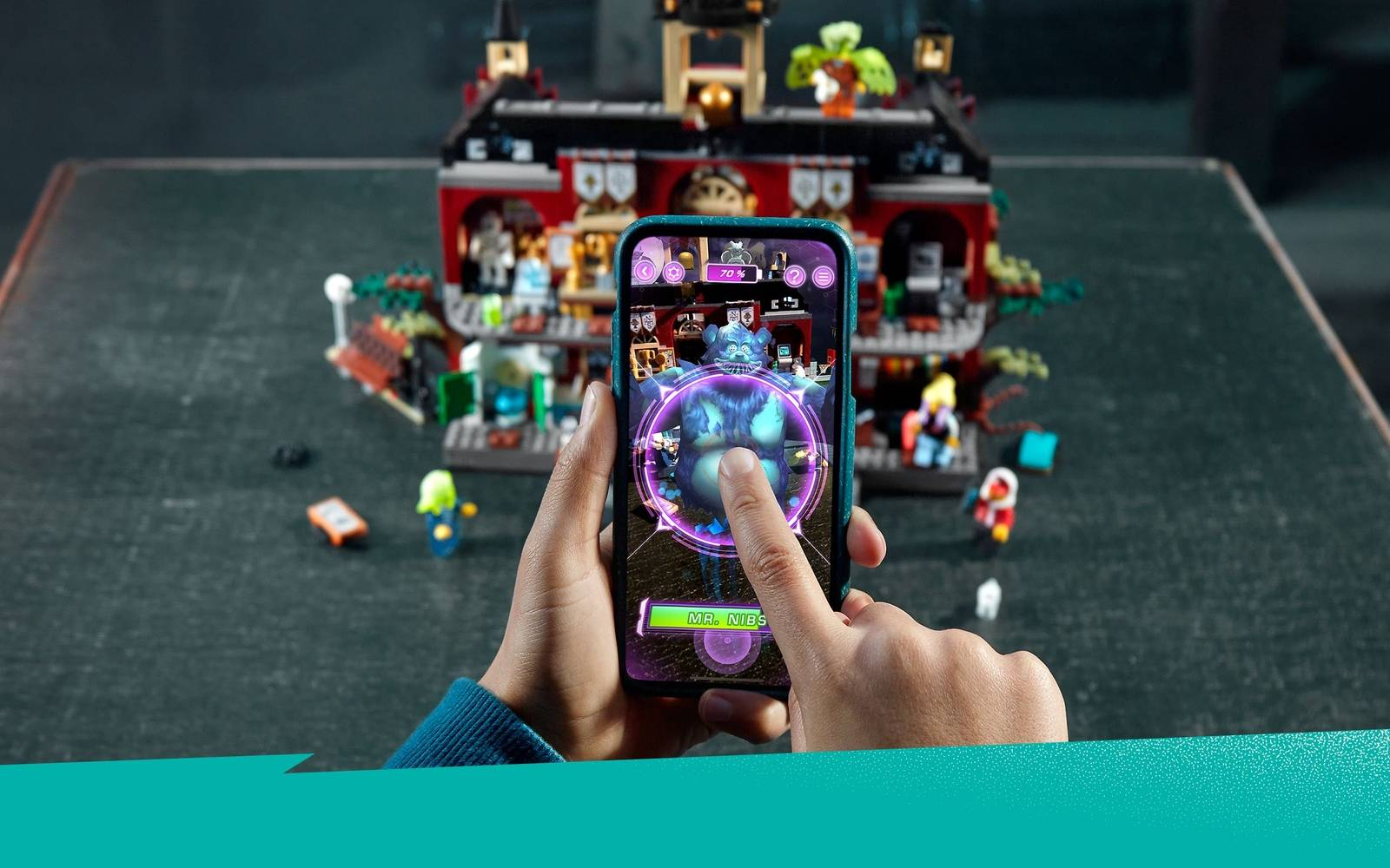lego ar gaming