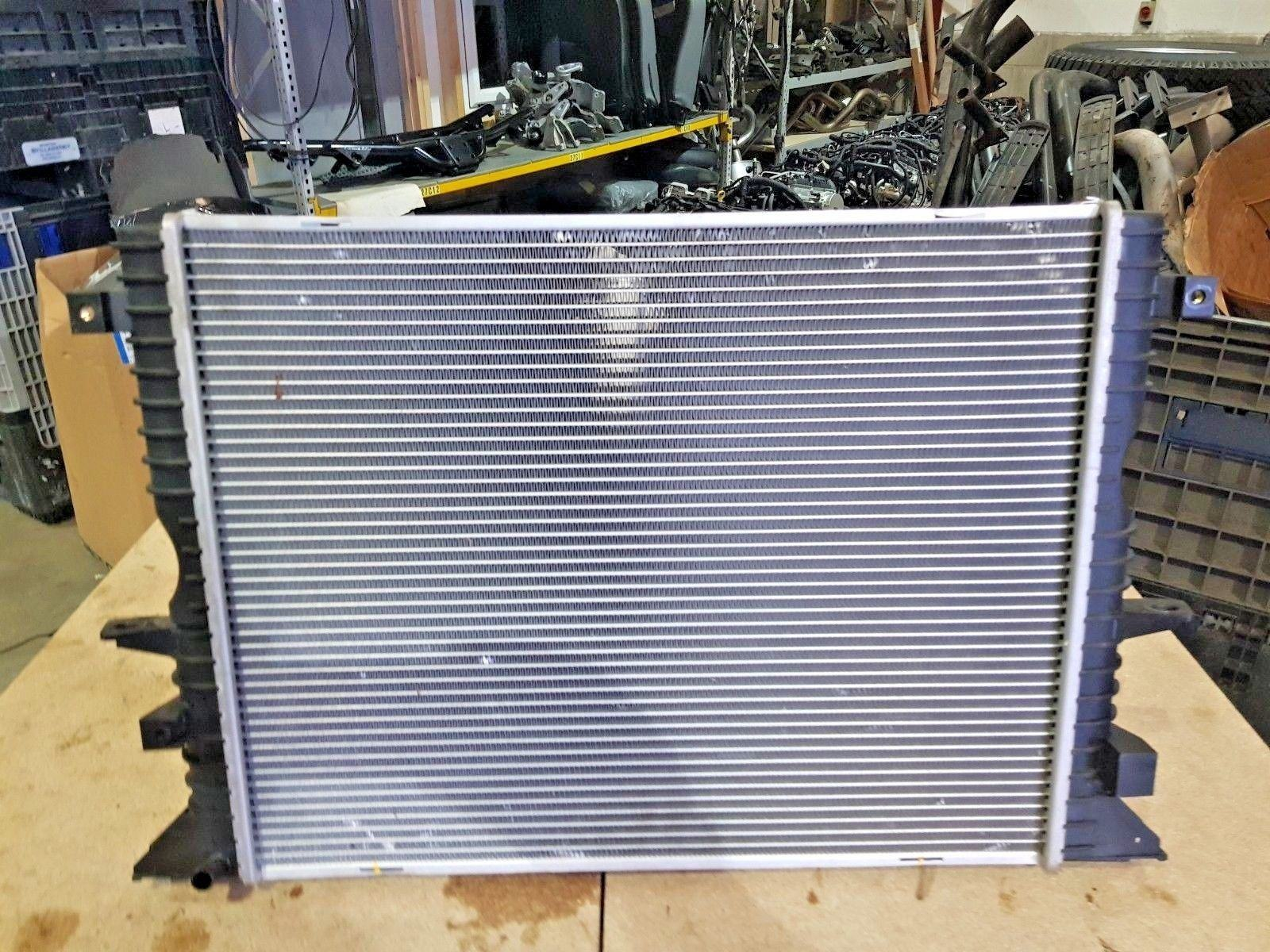 Land Rover Defender 07-16 Engine Cooling Radiator 2.4/2.2 Tdci Diesel PCC001020's featured image