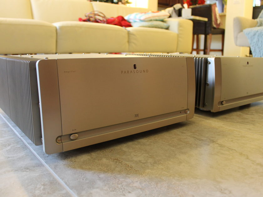 Parasound  Halo JC-1 Monoblock Amplifier (QTY: 2)