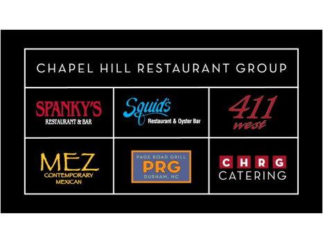 $100 to a Chapel Hill Restaurant Group Restaurant