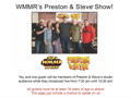 WMMR Preston and Steve Studio Experience