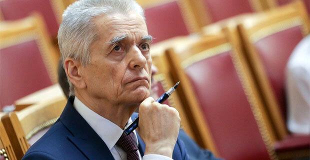Онищенко призвал СМИ прекратить поднимать рейтинги на коронавирусе - Новости радио OnAir.ru