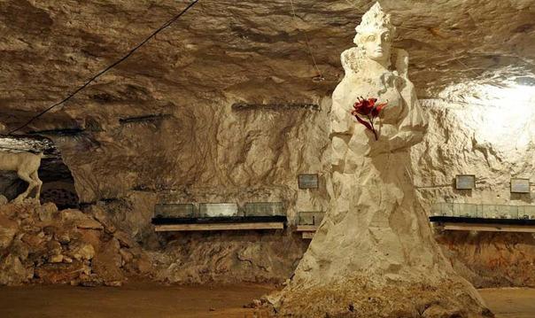 Подземное царство Пешелани.