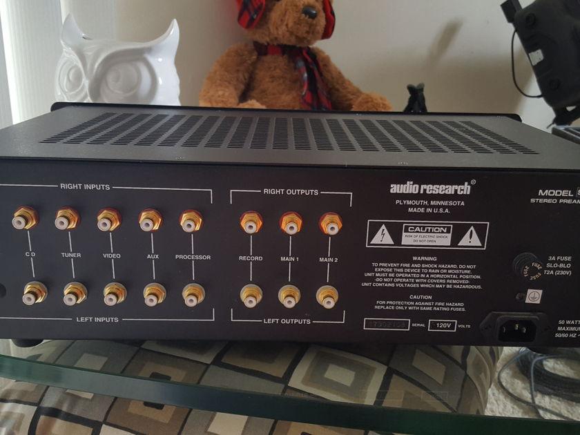 Audio Research SP16l Black