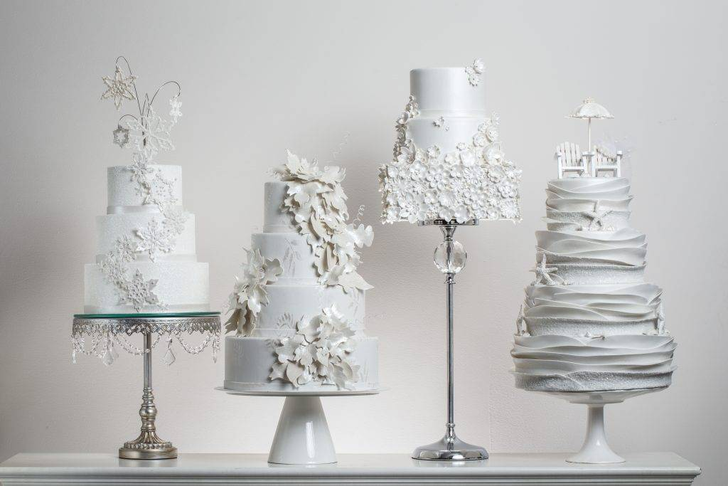 House of Clarendon can make your wedding cake dreams come true with our beautiful iced and fondant wedding cakes. Call today to start the process with us.