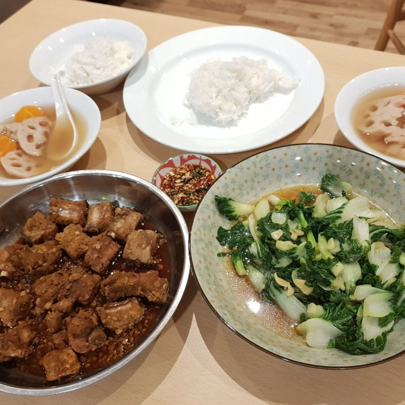 I stir fried the milk pak choi with this recipe! It is so delicious!