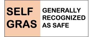 generally recognized as safe elevant