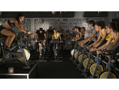 Feel the Burn!  2 SoulCycle Ride Packages