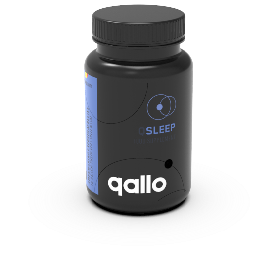 QSleep supplement - sleep, relax