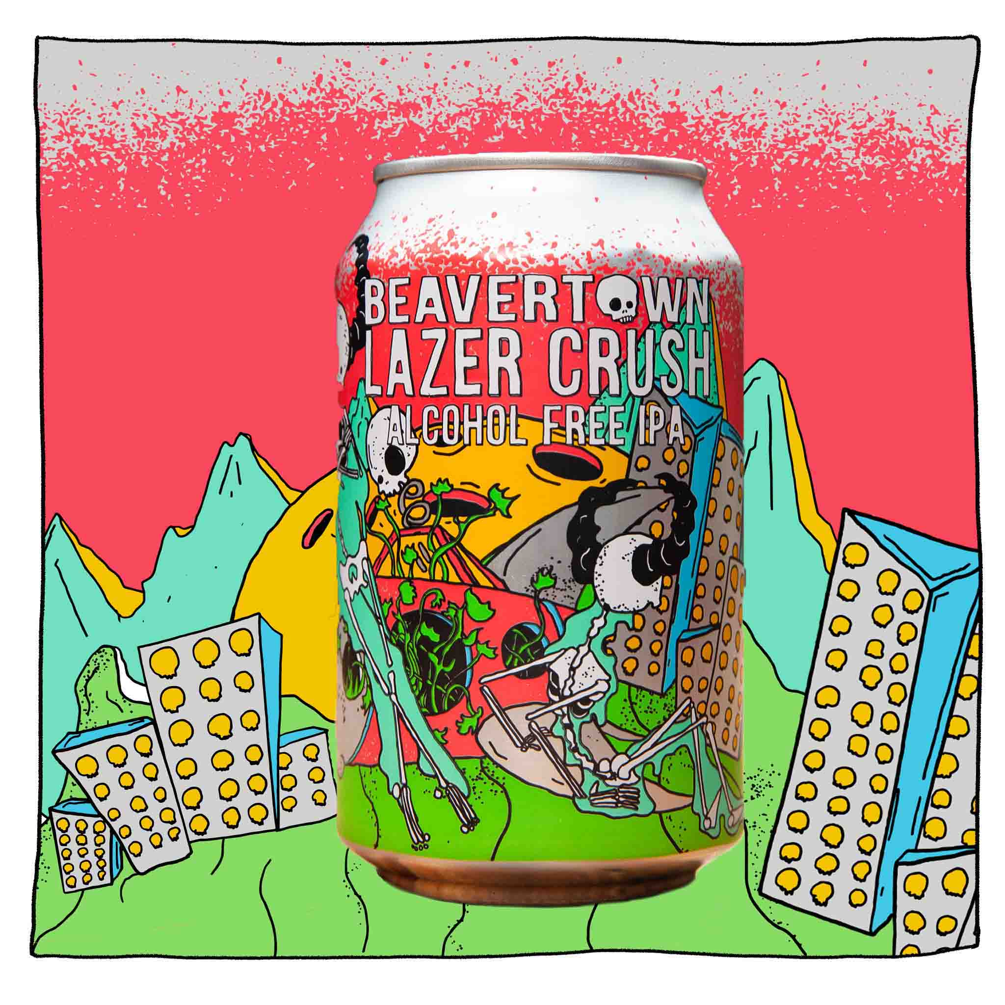 Contents: Beavertown Christmas Limited Edition Advent Calendar 2020