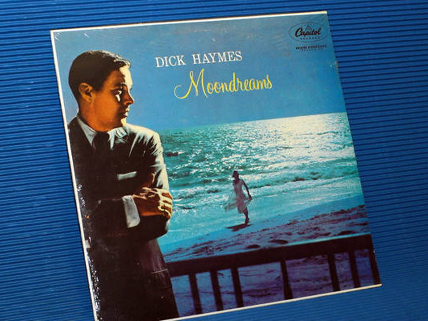 "DICK HAYMES - - ""Moondreams"" - Capitol 1982 mono Sealed"