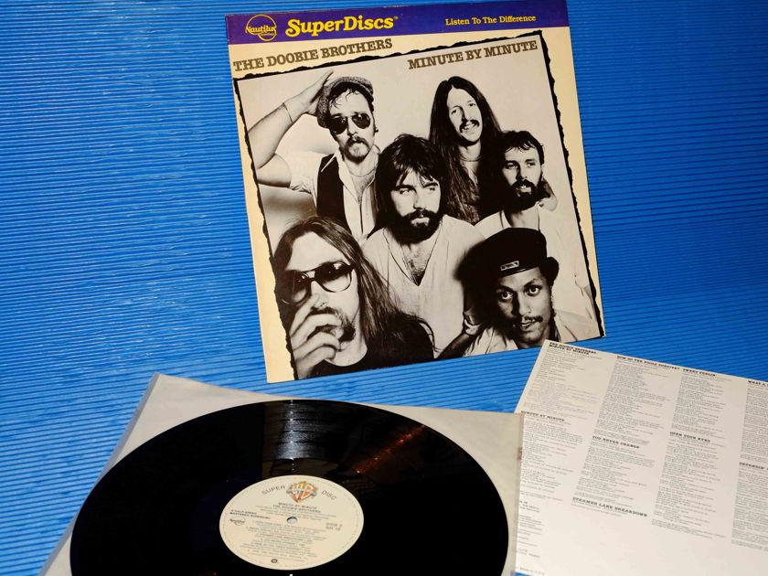 "THE DOOBIE BROTHERS - ""Minute By Minute"" -  Nautilus Super Discs 1981 D-D"