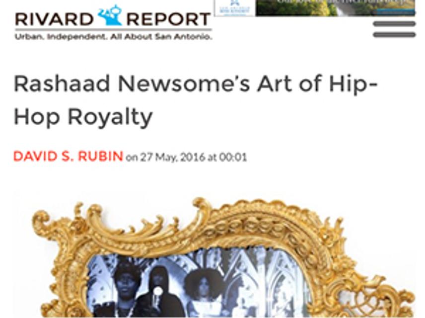 Rivard, Rashaad