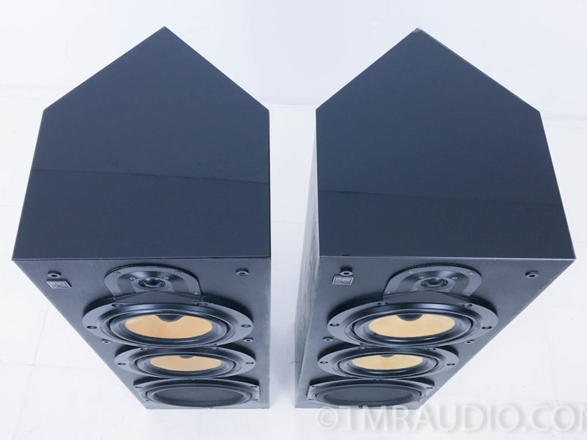 B&W (Bowers & Wilkins) DM 3000 Floorstanding Speakers DM3000; Pair Black (3161)