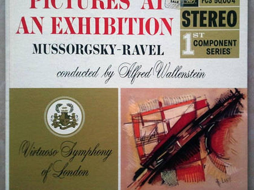 Audio Fidelity/Wallenstein/Mussorgsky-Ravel - Pictures At An Exhibition / EX