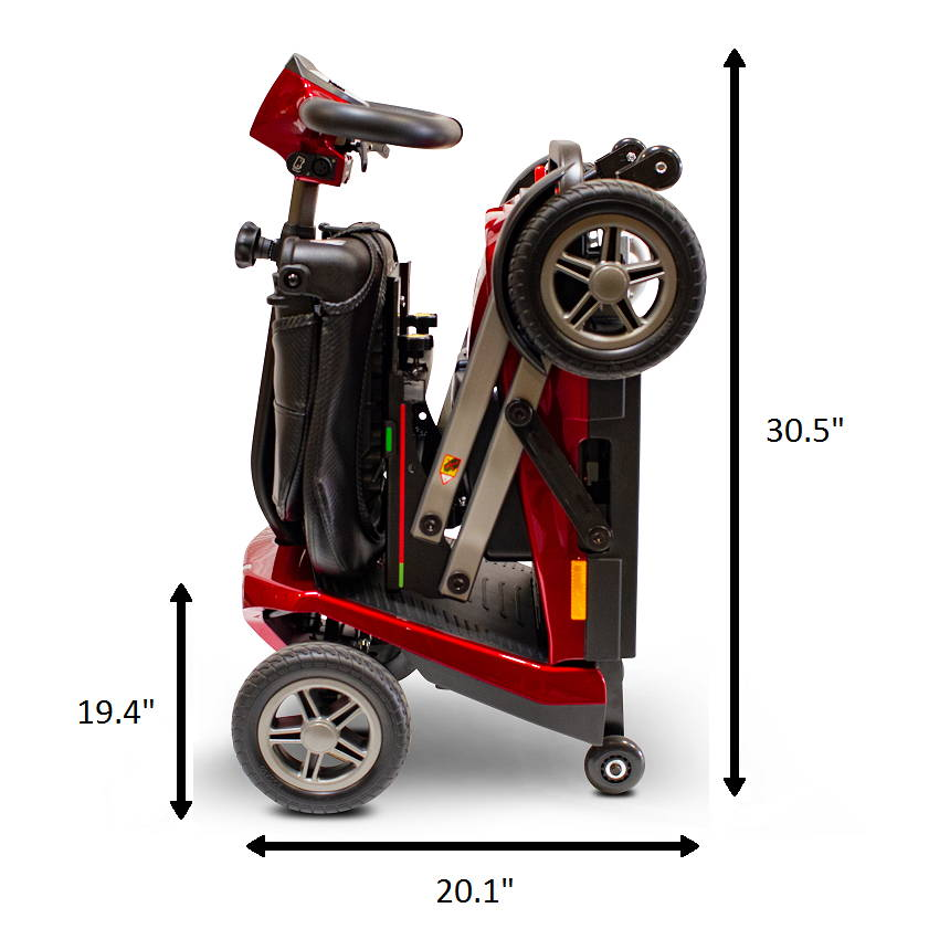 Ewheels Remo Auto-Fold Travel Scooter