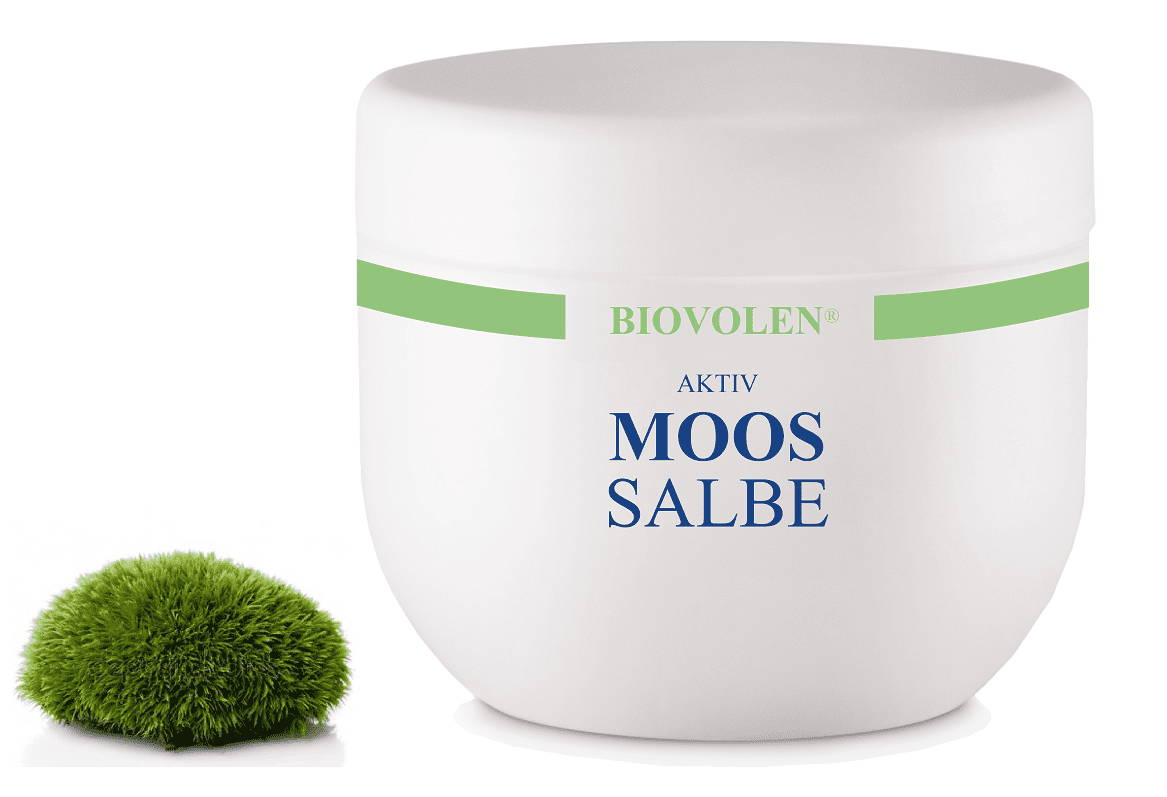 Anti-Falten-Creme Biovolen Moossalbe