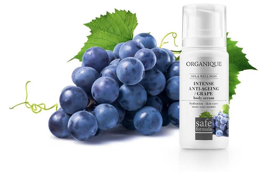 Anti Ageing Grapes Body Serum