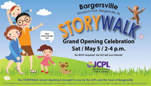 Image for Celebrate the New StoryWalk at Windisch Park
