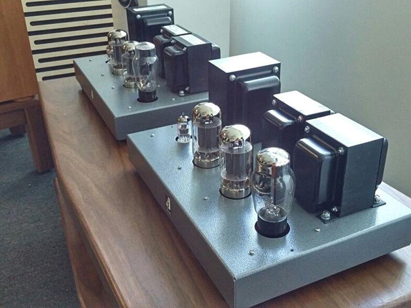 Finale Audio Canada F-40II Mono Blocks KT88 / 6550 Class A