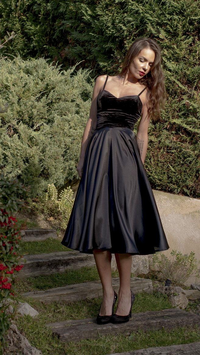 Коктейльное платье  Silk&Velvet
