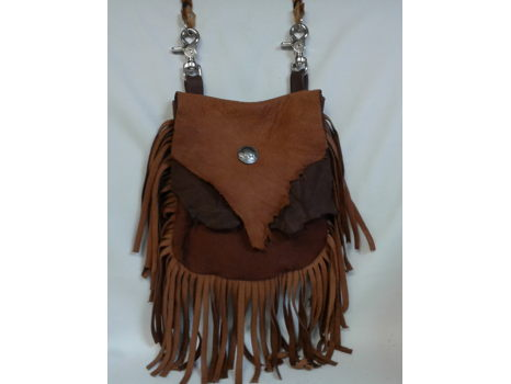 Handmade Genuine Leather Crossbody
