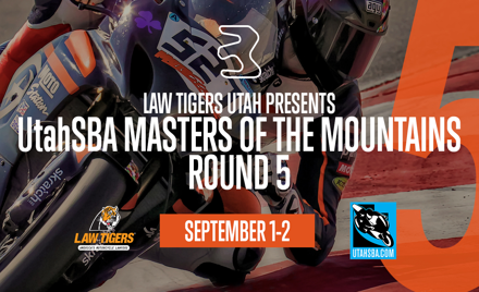 Law Tigers Masters Of The Mountains RD 5 | WEST