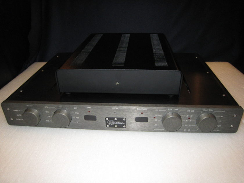 Krell KPA Phono Preamplifier 220-240V50/60Hz Worldwide Shipping.