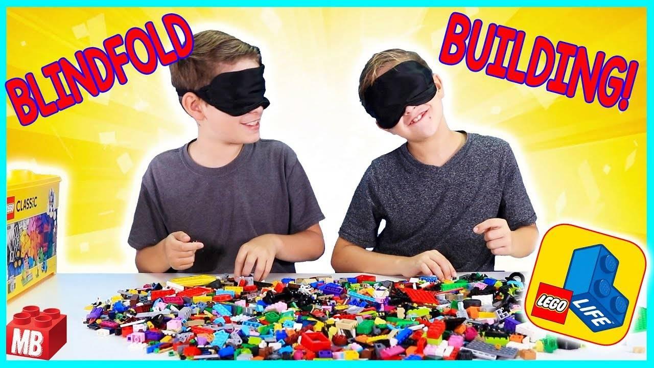 LEGO Games Blindfolded Building