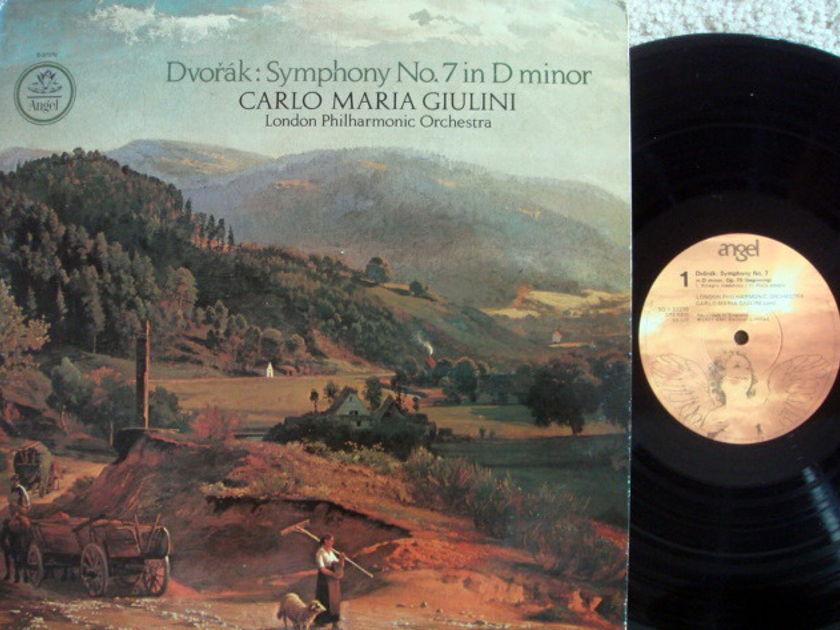 EMI Angel / GIULINI, - Dvorak Symphony No.7,  MINT!