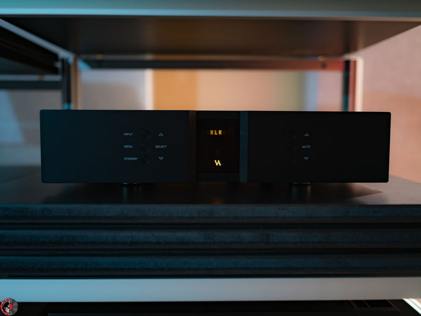 Vitus Audio RD-100 Reference Series DAC/preamplifier: Price Reduced
