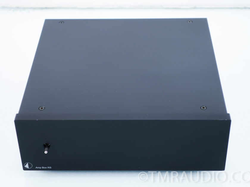 Pro-Ject Audio Amp Box RS  Power Amplifier ( 9633 )