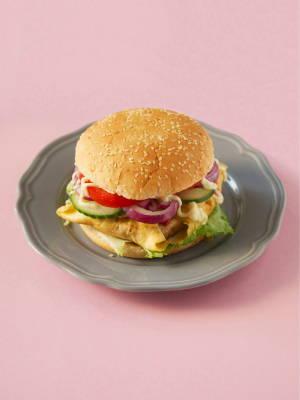 Ramly Burger: Malaysian-Style Burger