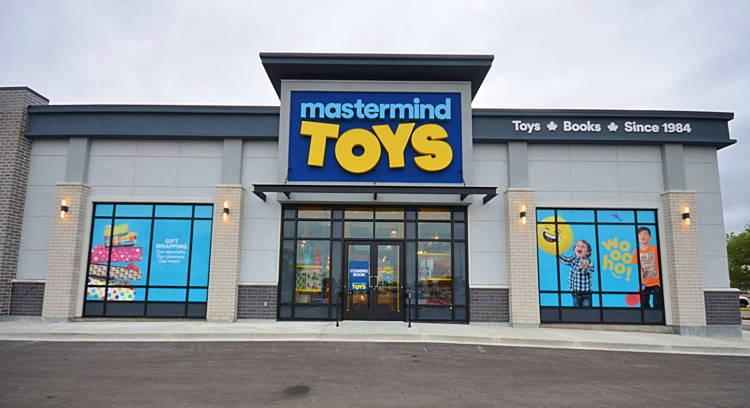 Mastermind Toys Feature
