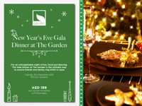 NEW YEAR'S EVE GALA DINNER image