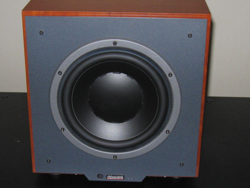 Dynaudio  Sub 300 literally AS NEW AWESOME ACCURATE