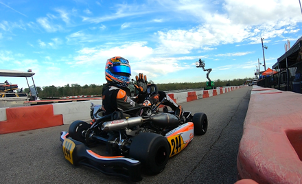 Sprint Karting - Test n' Tune October, 27th, 2018