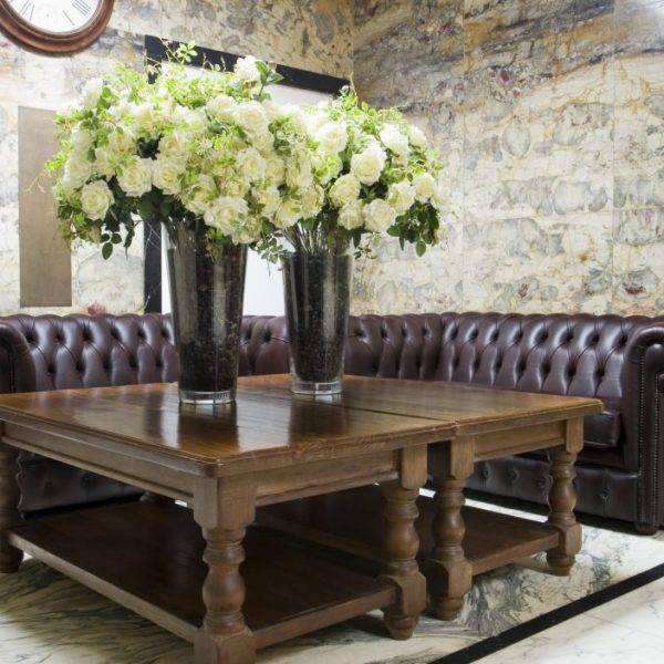 Rent Luxury Artificial Flowers Corporate Flower Hire From Demmerys