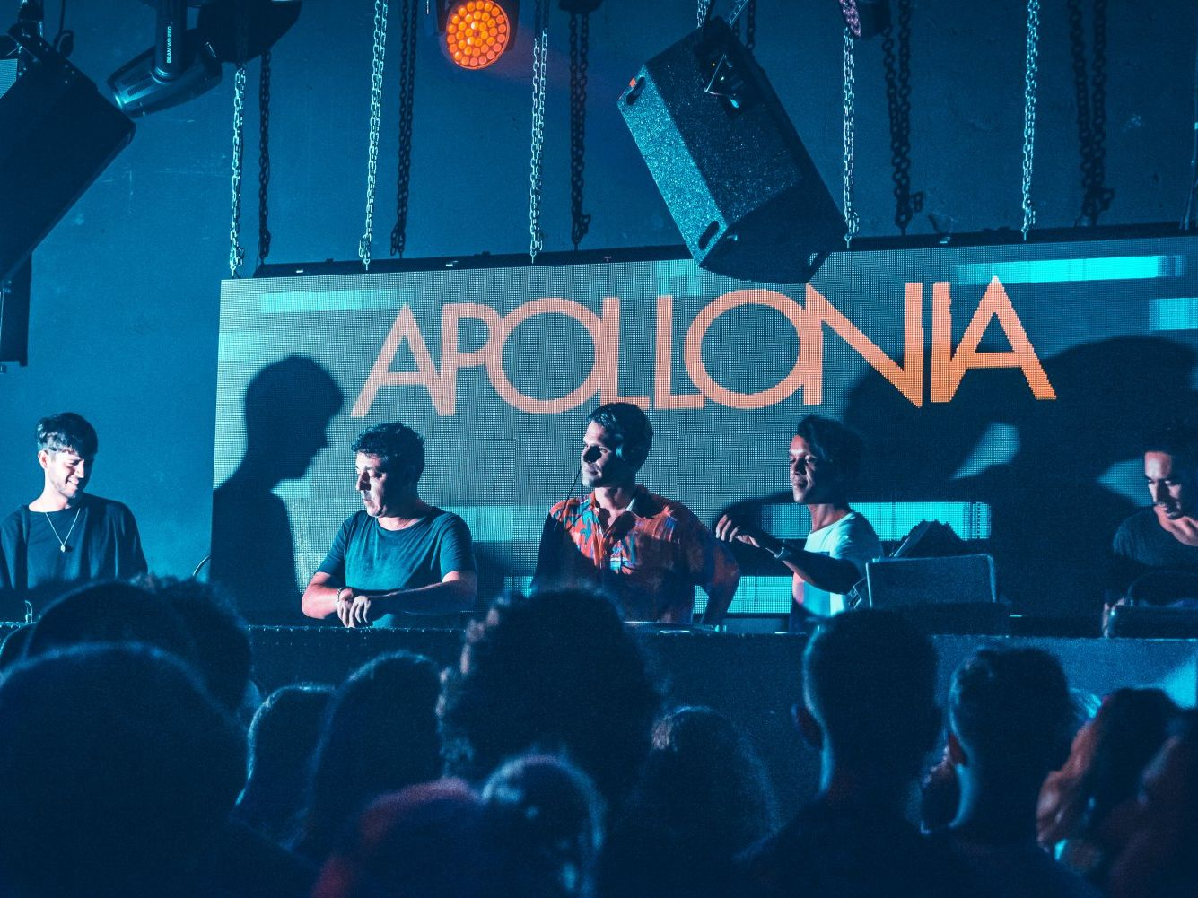 Apollonia party in Octan club Ibiza, Best new Ibiza parties