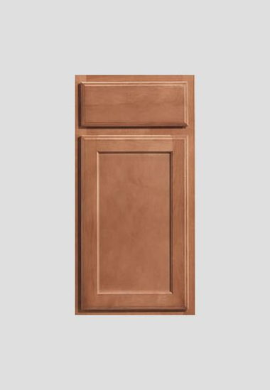 SPRING VALLEY MAPLE TOFFEE CABINET