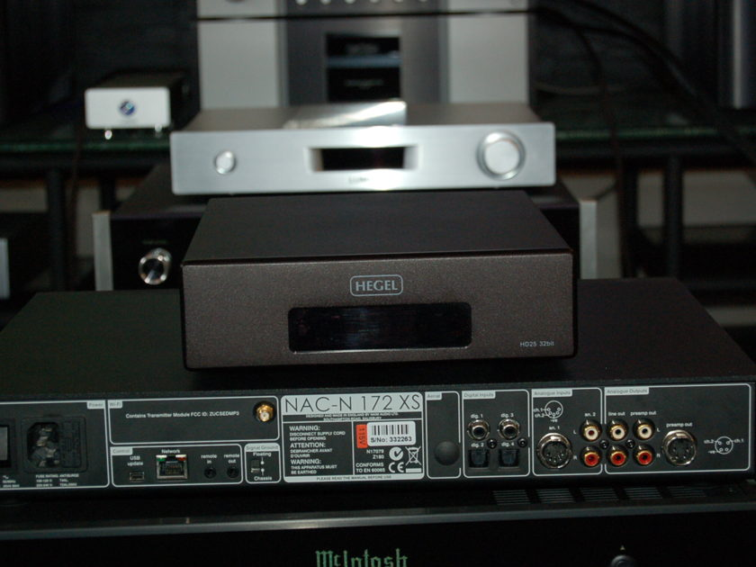 Hegel HD25 32bit DAC