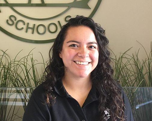 Brianna Valdez , Primary Teacher, Pathways South
