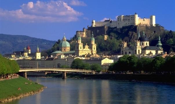 Из Праги в Зальцбург - сосредоточие благородного духа искусства и красоты