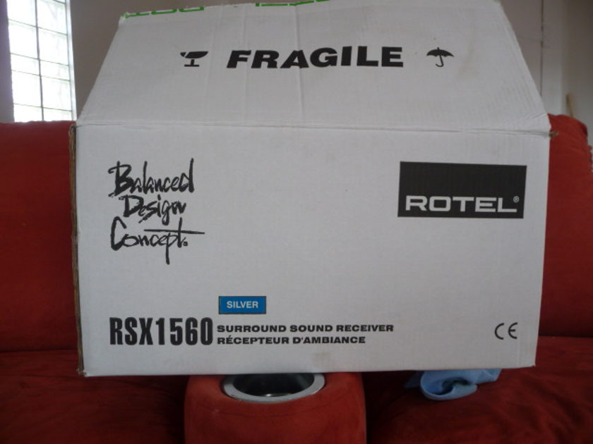 Rotel RSX 1560