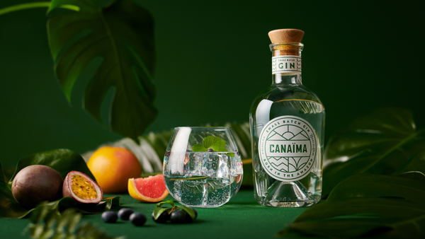 Canaïma Gin. Born in the Amazon
