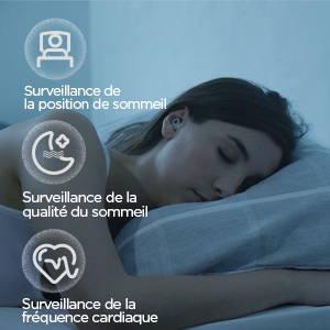 Amazfit ZenBuds - Analyse professionnelle de la qualité du sommeil