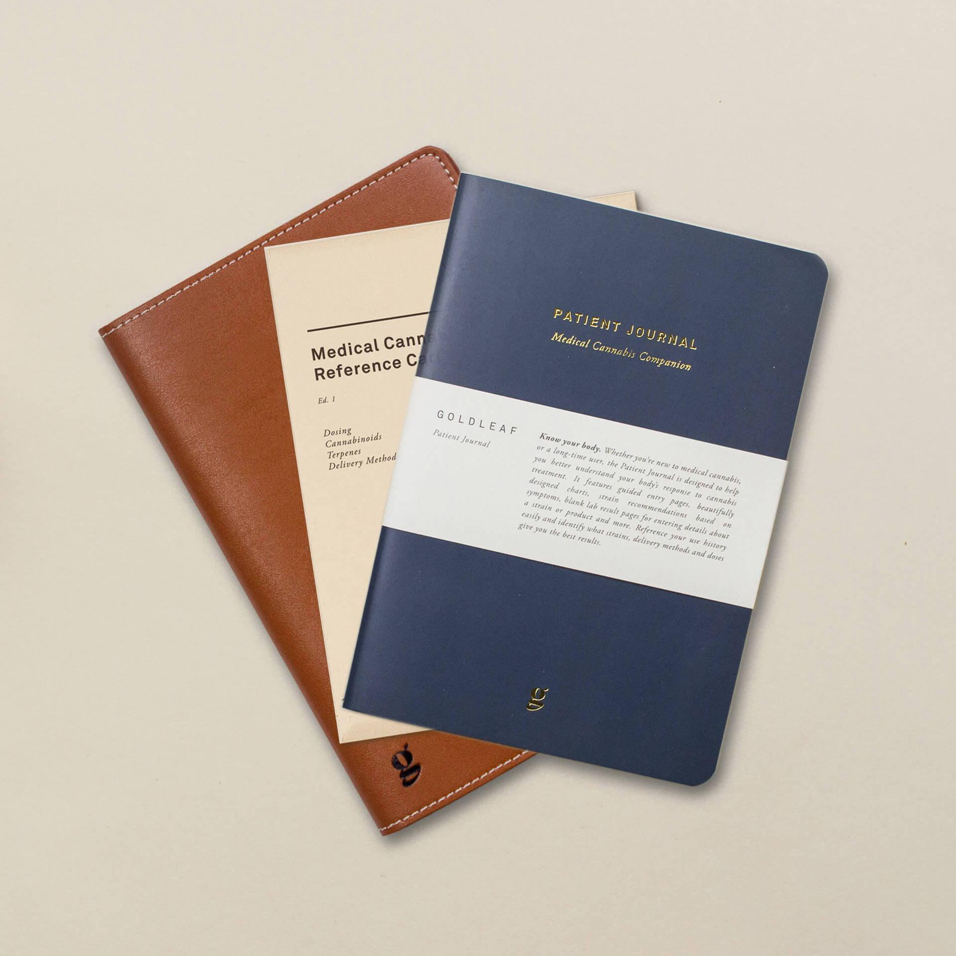 Goldleaf Patient Journal Bundle